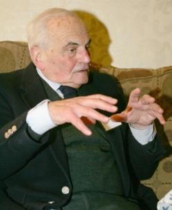 Michel Déon, son dernier Secrétaire...