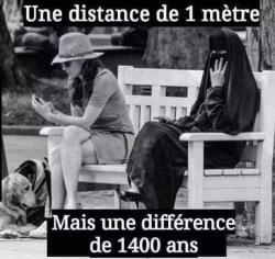 Distanciation ?