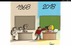 Ecole, évolution !...