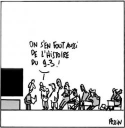 Evolution de l'enseignement....(II).