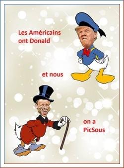 Donald et Pic'sous...