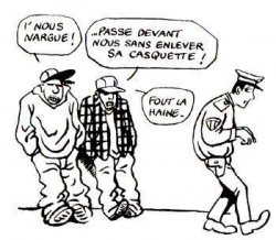 "Provocation anti ""jeunes""..."