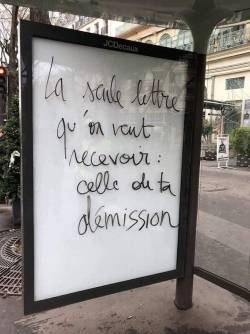 Macron a écrit aux Français ?