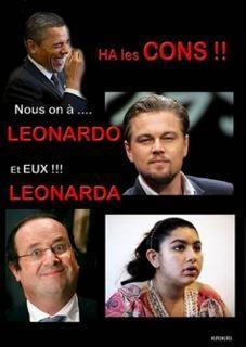 Leonardo, Leonarda...