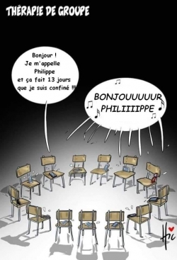 Bonjour Philippe !...