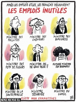 Ministres ?
