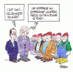 Bonnets rouges...