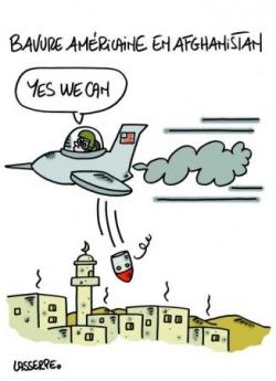 Bavure américaine en Afghanistan...