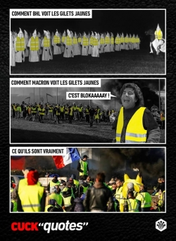 Gilets jaunes...
