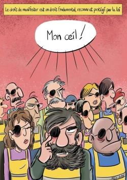 Macron/Castaner : dit-on mutileurs ou mutilateurs