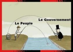 Gouvernement pour le peuple ?...