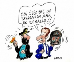 L'affaire Benalla continue...
