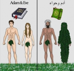 Ahmed et Eve, version 2 !....