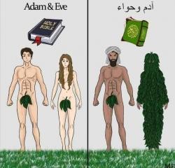 Ahmed et Eve, version 2 !....