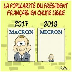 De Macron à Micron !