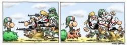 L'armée française bien équipée contre le terrorism