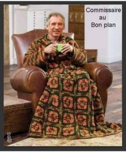 "Bayrou ""commissaire"" ?"