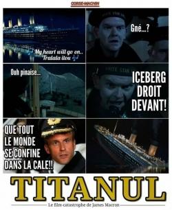 Titanic ? ou...