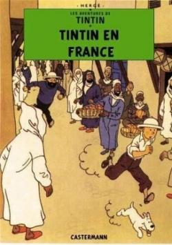 Le dernier Album de Tintin....