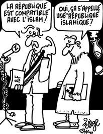 La République est-elle islamo-compatible ?...