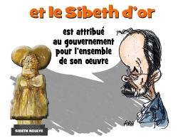Et le gagnant du Sibeth d'or est...