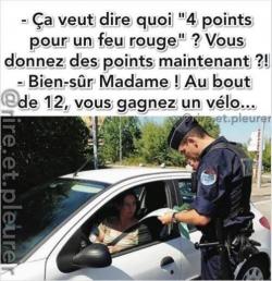 Souriez, c'est la Sécurité routière !