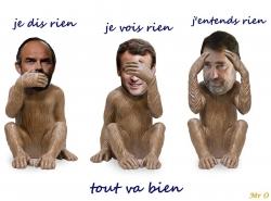 Macron et Coompagnie !...