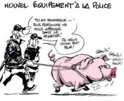 Banlieues, cités : la police s'équipe...