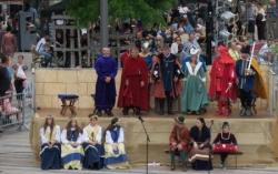 VI : Le Corps de Ville présenté au Roi...