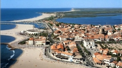 5 : En Camargue, aux Saintes Maries de la mer...