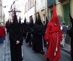 La tenue du Pénitent...