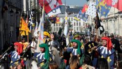 Les Fêtes Johanniques d'Orléans (II)