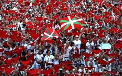 Le drapeau basque : l'Ikurrina...