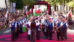 Le Pays de Galles...