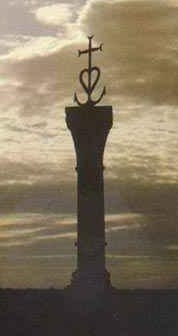 La croix gardianne...