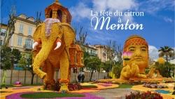 A Menton, l'imagination est sans limite...