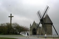 Les moulins du Mont des Alouettes (I)...