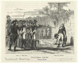 Charette est fusillé (29 mars 1796).
