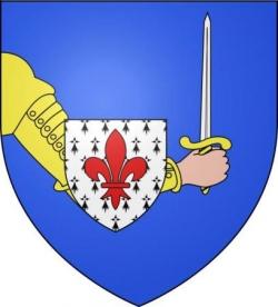 Blason des Cadoudal, à partir de 1815.....
