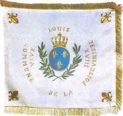 Drapeau de la Commune de La Poitevinière...