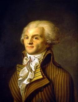 """Robespierre, """"jugé"""" par Jaurès...."""