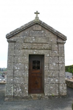 Chapelle des Sapinaud.