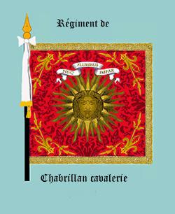 Régiment de Chabrillan cavalerie