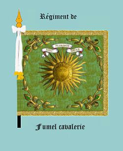 Régiment de Royal Picardie cavalerie