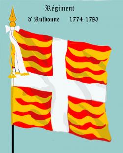 XI : Régiment d'Aulbonne
