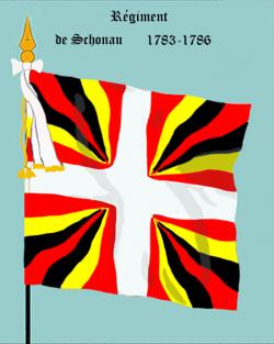 II : Régiment de Schonau
