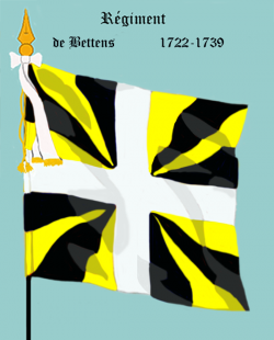 IV : Régiment de Bettens
