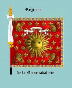 Régiment de La Reine cavalerie