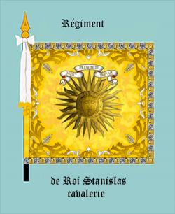 Régiment de Roi Stanislas cavalerie