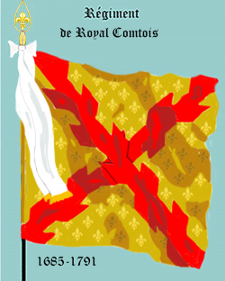 Régiment de Royal-Comtois